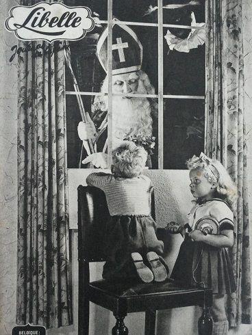 Libelle 1947 (Sinterklaas cover)