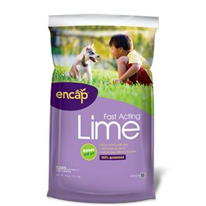 Fast Acting™ Lime - Encap - Safe for pets!