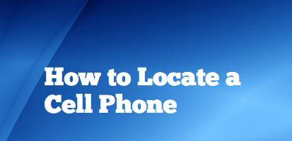 Localiser n'importe quel t�l�phone portable Gratuitement #1 - 100% infaillible