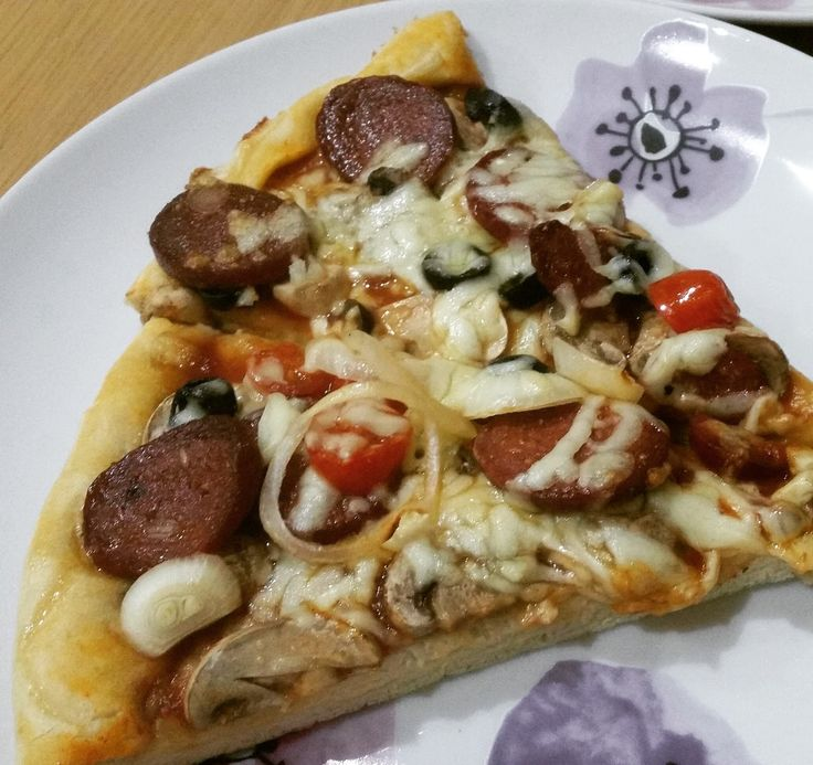 Tarif defterimden yapraklar: Pizza Hamuru ve Sosu