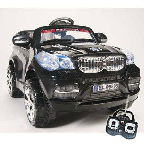 bmw style ride on jeep with remote control kids electric cars little cars for little people