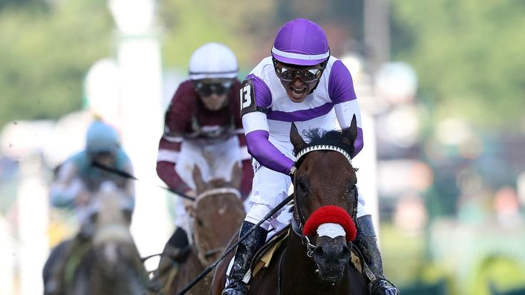 Nyquist won the Kentucky Derby by 1 ¼ lengths on Saturday, improving to 8-0 in his career as the fourth consecutive favorite to win the race.