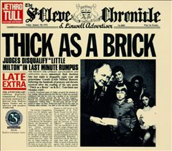 Thick as a Brick - Jethro Tull : Songs, Reviews, Credits, Awards : AllMusic