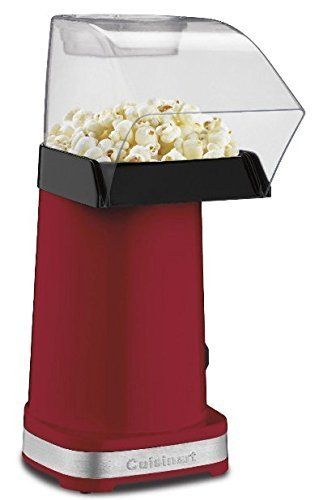 CPM100 EasyPop Hot Air Popcorn Maker Red Corn Popper Roaster Healthy Gourmet -- Check out this great product.