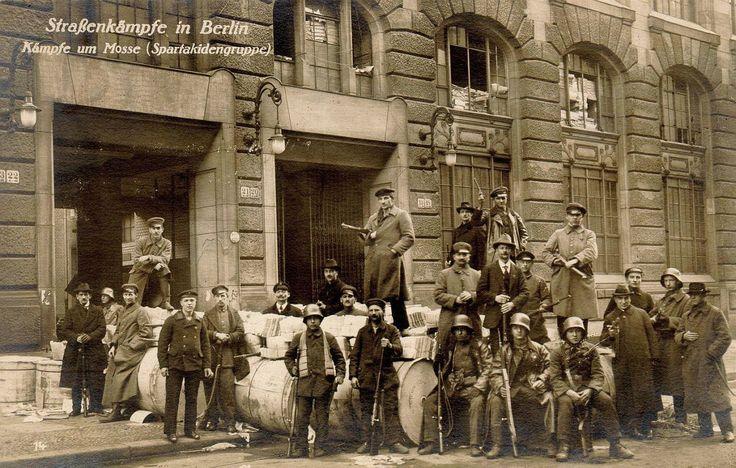Cpartakovtsy-2 - Spartacist uprising - Wikipedia