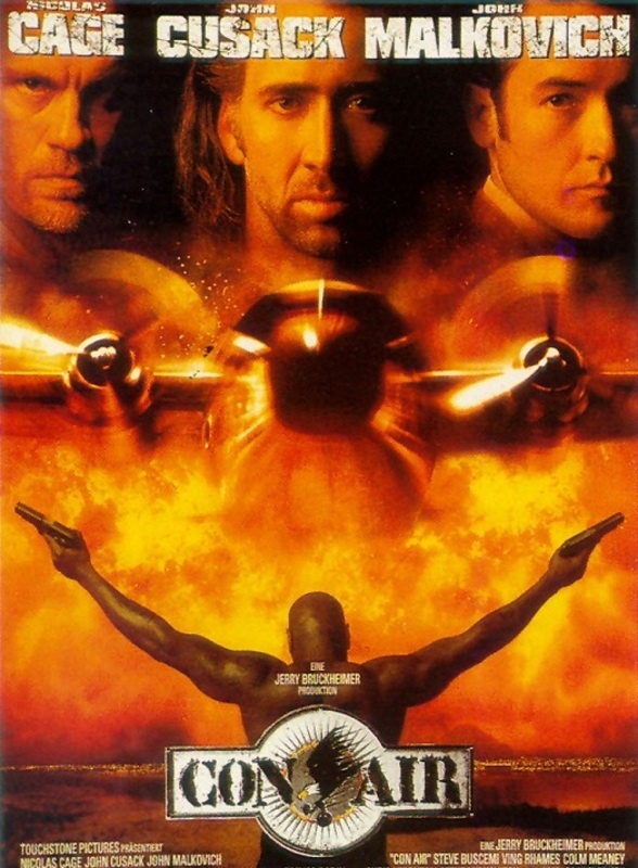 Con Air - Click Photo to Watch Full Movie Free Online.