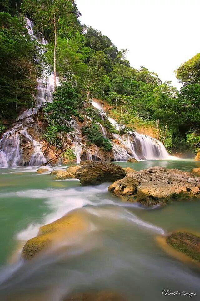 Water fall laipopu
