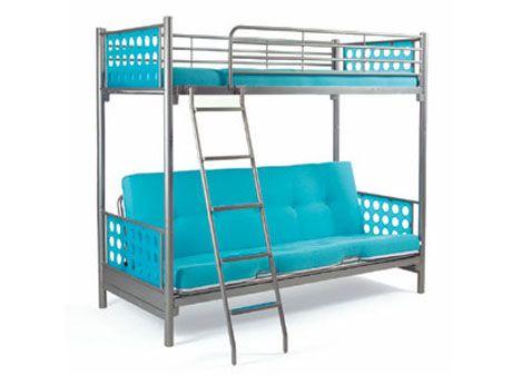 Futon Beds Bunk Bed Trundle