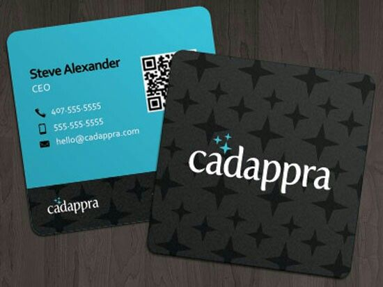23 best business cards images on pinterest business card design square business cards with round corners and spot uv reheart Image collections