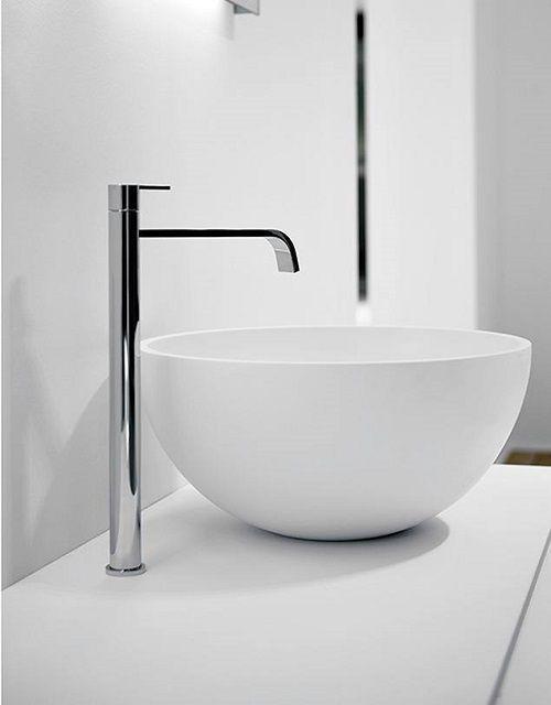 #antoniolupi #Bikappa monocomando da piano per #lavabo BK905N | #Acciaio #Cromo | su #casaebagno.it a 732 Euro/pz | #mobili #sanitari #accessori #rubinetteria #arredo #bagno #design