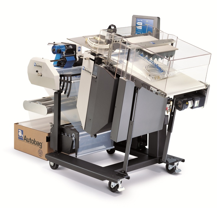 Automated Packaging Systems Autobag® and SidePouch™bag packaging systems