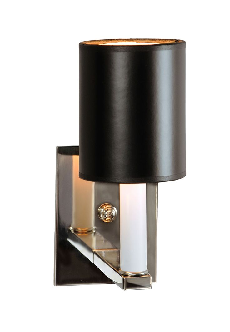 Buy Allen by The Urban Electric Co. - Quick Ship designer Lighting from Dering Hall's collection of Mid-Century / Modern Traditional Transitional Wall Lighting.