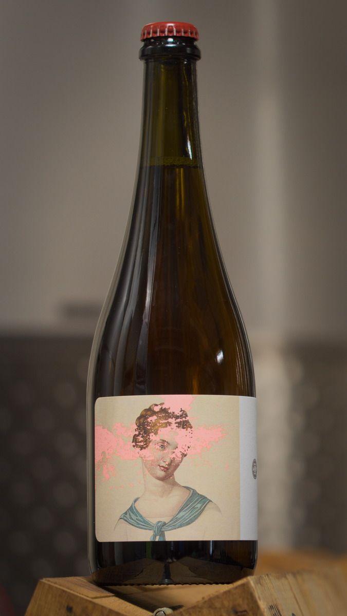 Cruse Wine Co.'s 2014 Sparkling Valdiguié Pétillant Naturel