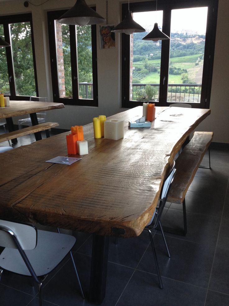 Salcheto Vino Montepulciano, Italy. Oakwood from Torino