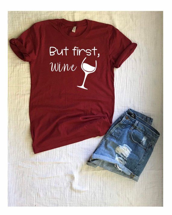 Wine Not Alcohol Gift Lover Vino Present Womens Sweatshirt