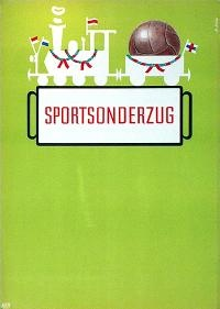 DB - Sportsonderzug 1950s  $100
