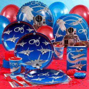 Jets Party Supplies