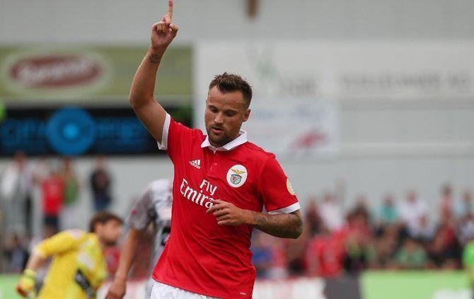 Seferovic, SL Benfica