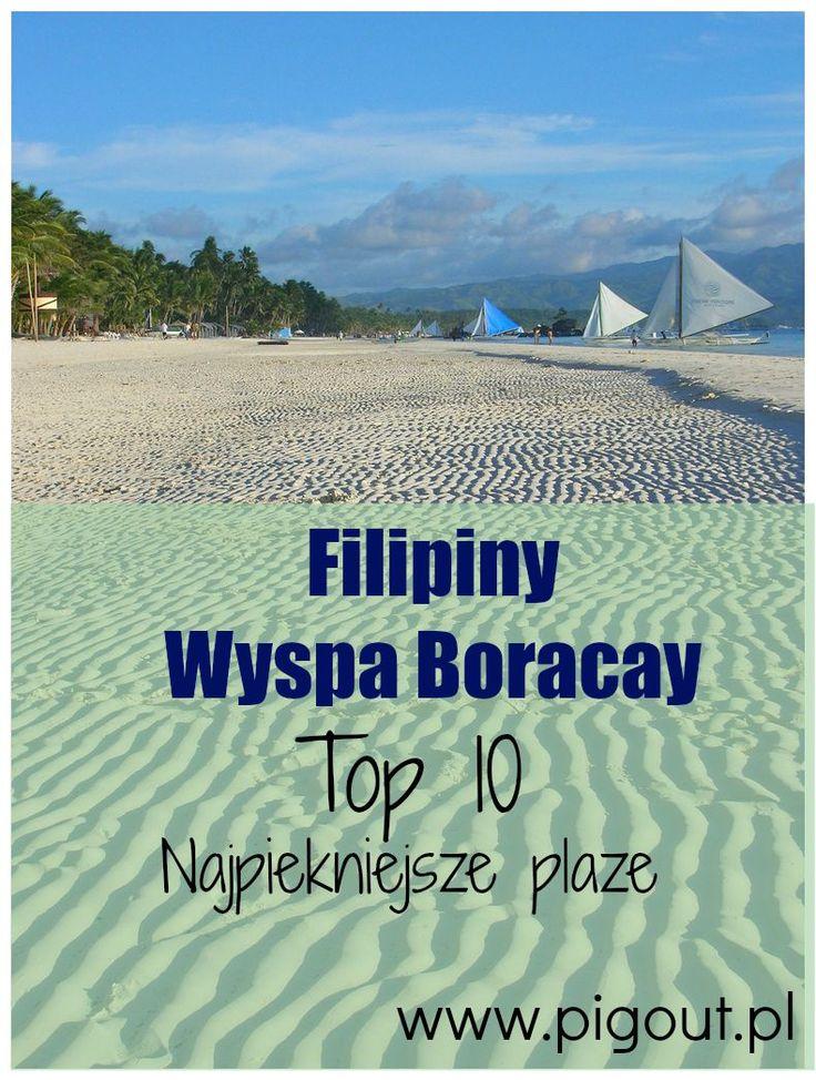 Na Boracay naliczyłem 11 plaż, z których każda jest inna… chyba, bo tak naprawdę zwiedziłem tylko sześć...