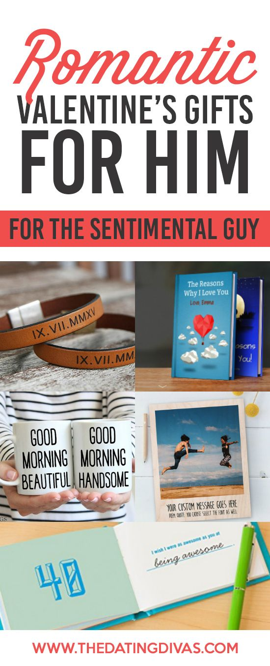 Romantic Valentine's Day Gifts for Husband or Boyfriend