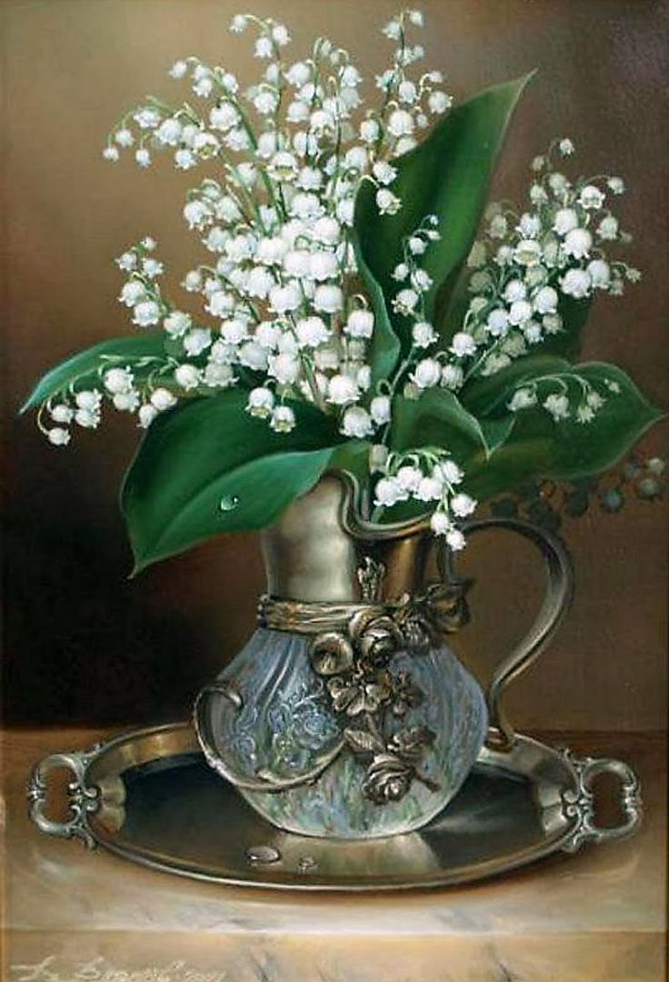 Dmitry Vlasov —   Lily of the Valley (1090x1600)