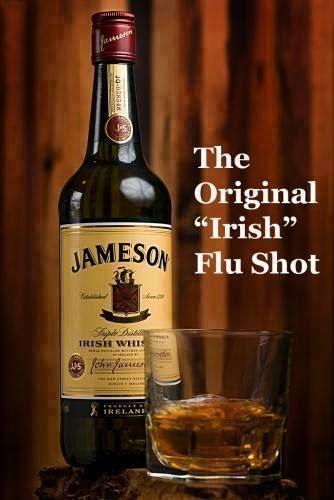 """The original 'Irish"""" flue . . ."""