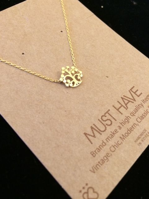 Tree of Life Necklace - Silla