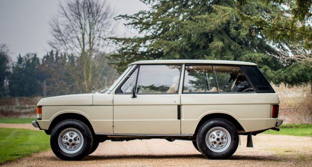 1976 Land Rover Range Rover Classic Driver Market Range Rover Classic Range Rover Range Rover Supercharged