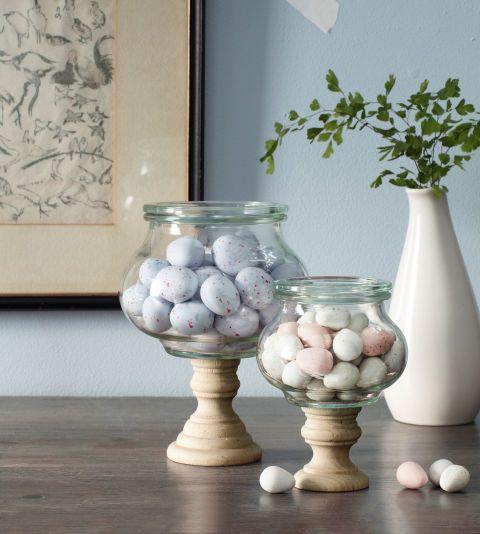 Δεν χρειάζεται να μπείτε σε έξοδα για να δώσετε πασχαλινό χρώμα στο σπίτι! Δείτε 10 πολύ όμορφες πασχαλινές ιδέες χειροποίητης διακόσμησης.