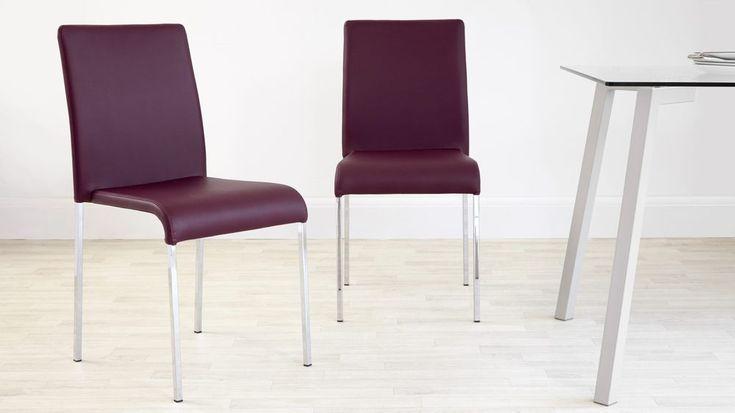 Purple Dining Chairs