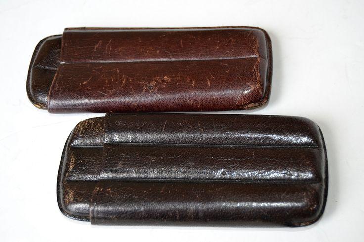 CUERO caja de cigarros, cigarros titular, bolsos y accesorios, Caja de cigarrillo, Accesorios para hombres, Artículos de fumar, caja de cigarro, regalo para él