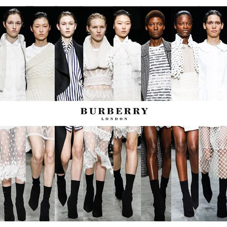 BURBERRY SPRING READY TO WEAR 2017 COLLECTION.   FitnessandFashionandHealth