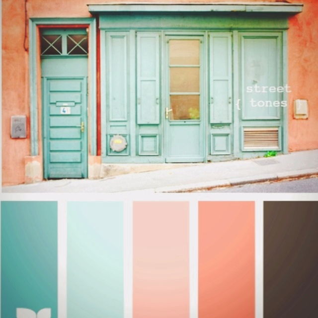 9 best paint color combinations images on pinterest for Craft room paint colors
