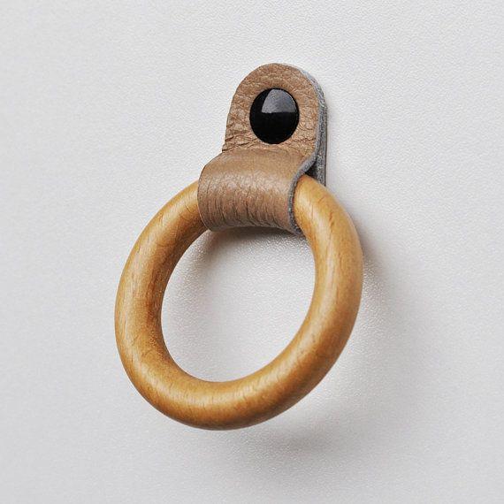 Wooden Handles Leather Handles Furniture Handles Cabinet