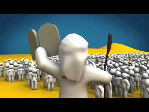 La gran historia de Dios - La Ley (5)