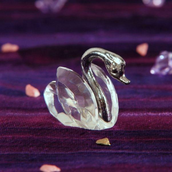 Marturie nunta lebada din cristal