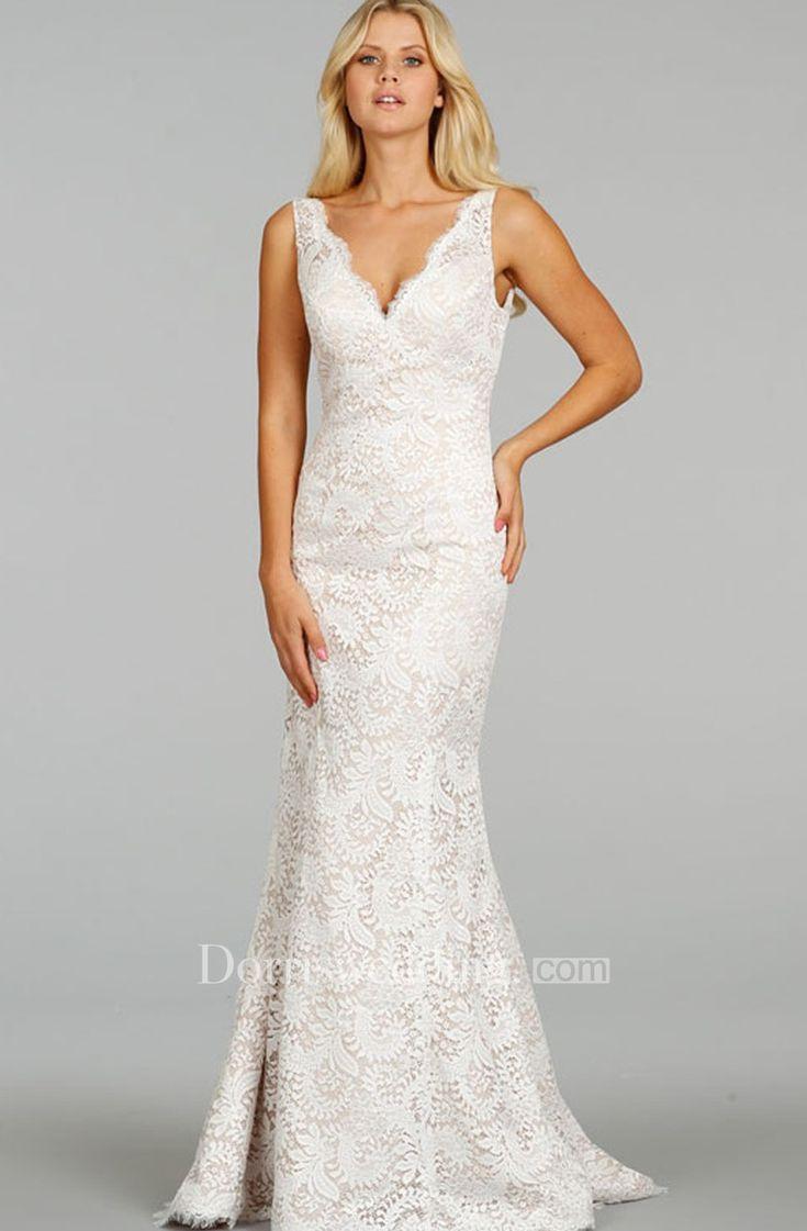 598 besten Hochzeitskleid Bilder auf Pinterest   Hochzeitskleider ...