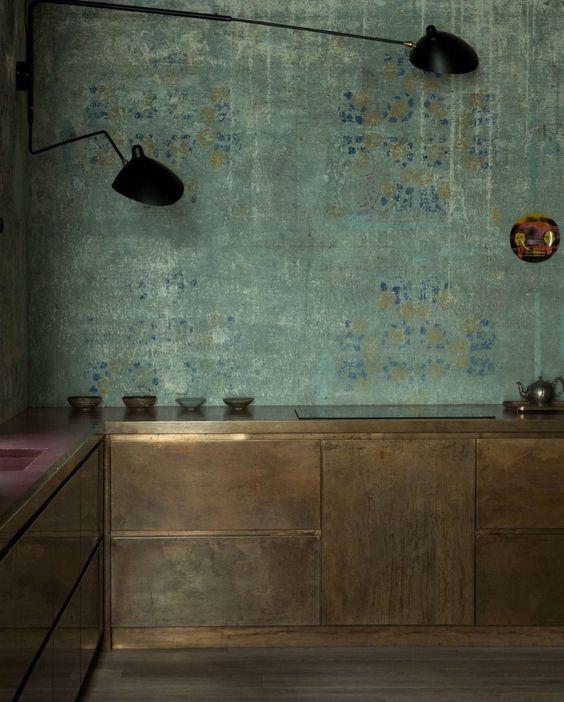 25 Best Ideas About Metal Kitchen Cabinets On Pinterest