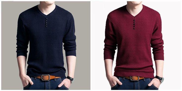 Knit Mens Tunic