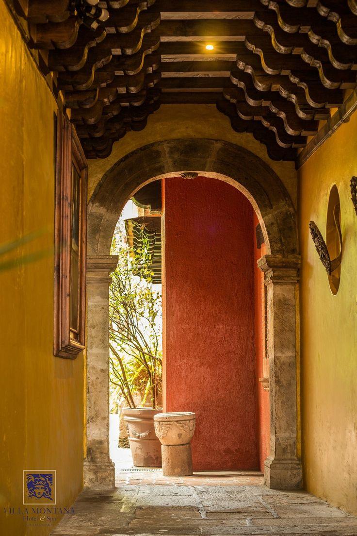 Villa Montaña Hotel & Spa hace de lo cotidiano algo asombroso, visítanos y fascínate.    Reserva: (443) 3140018 / 3149696 o 01 800 963 3100  #HotelVillaMontaña