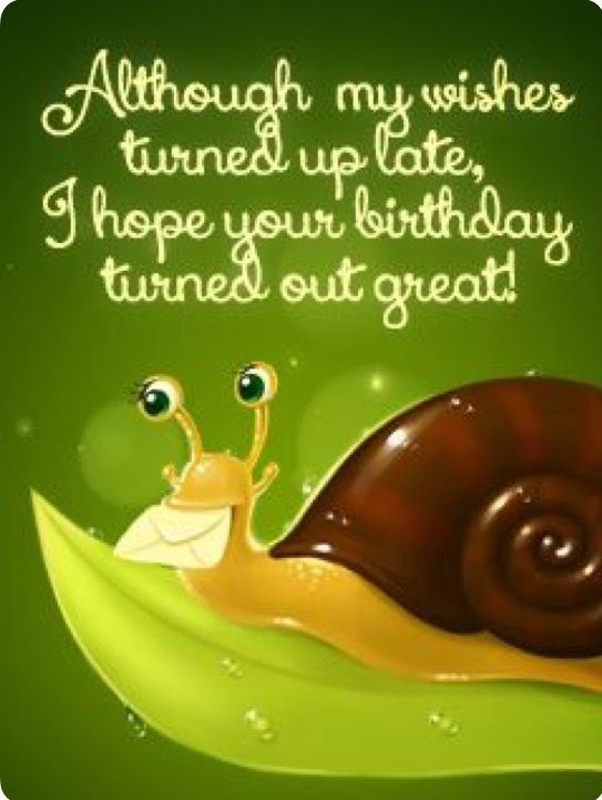 Belated Anniversary Wishes Quotes: 86 Best Belated Images On Pinterest