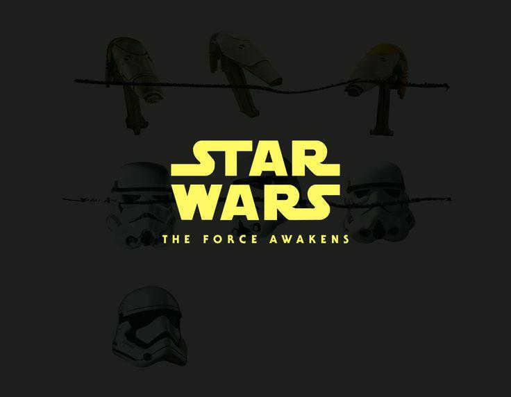 Ознакомьтесь с моим проектом в @Behance: «Star Wars: The Force Awakens» https://www.behance.net/gallery/32219601/Star-Wars-The-Force-Awakens