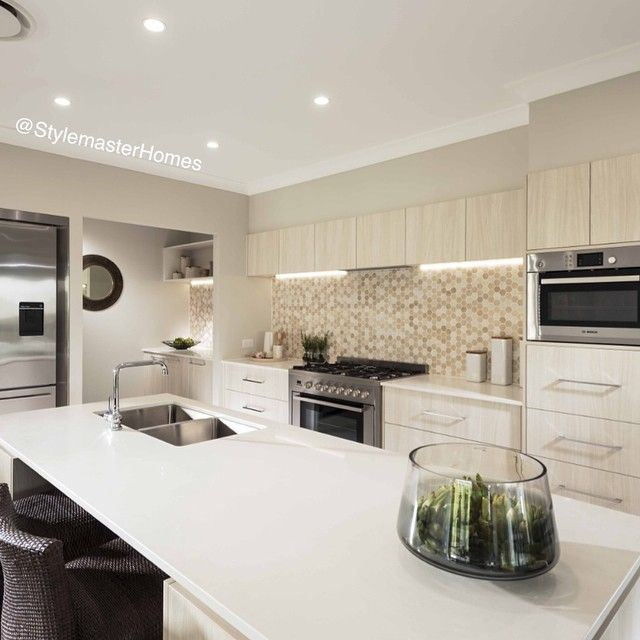 74 best Kitchens by Stylemaster images on Pinterest | Build house ...
