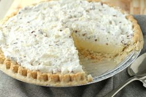 Furr&#39's Cafeteria Pineapple Millionaire Pie. Photo by Delicious as it Looks. Yummy!!