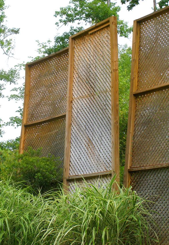 Privacy screen keeps blowing over in the wind for Fence screening solutions