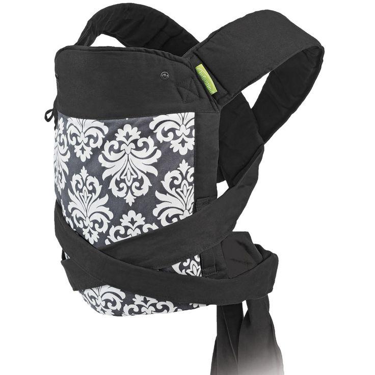 le porte bebe sash mei tai de la marque infantino permet de porter bebe confortablement et
