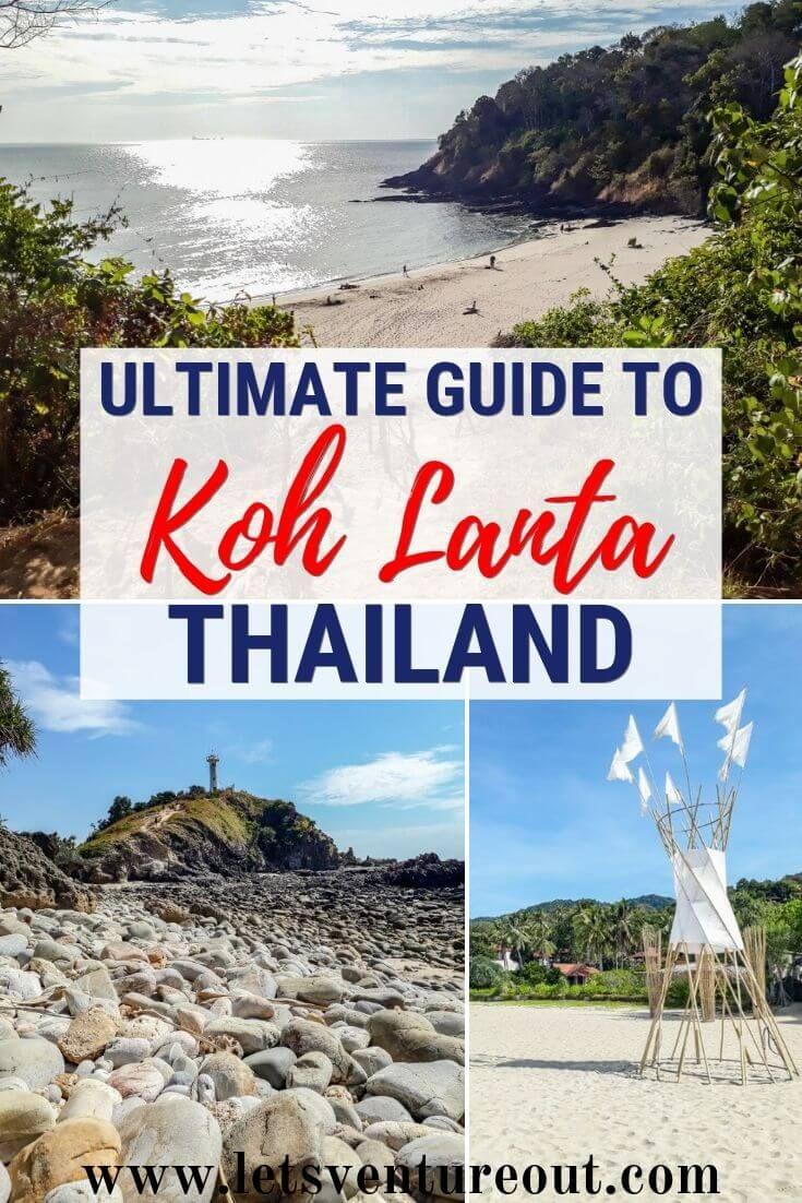 Koh Lanta 17 Mai 2019 : lanta, Things, Lanta, Thailand, Let's, Venture, Travel,, Travel, Inspiration,