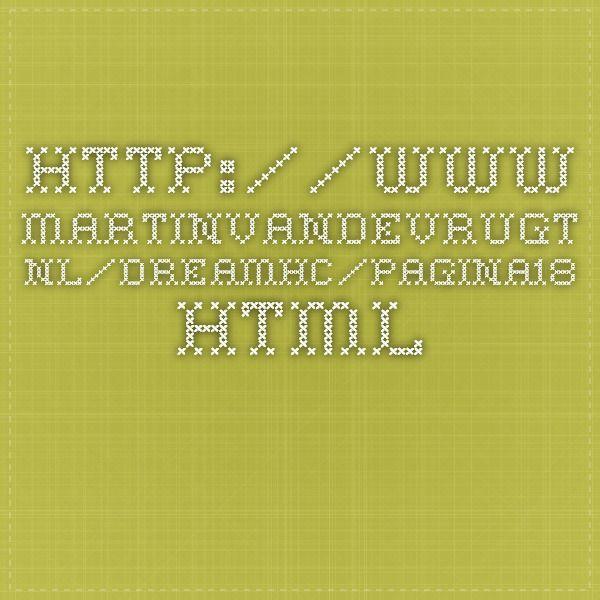 http://www.martinvandevrugt.nl/DreamHC/Pagina18.html