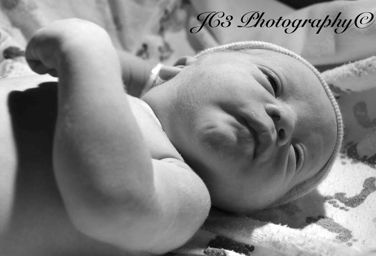 Chipley, Florida newborn - birth  photo by JC3 Photography