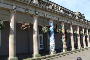 Royal Pump Rooms in Royal Leamington Spa England